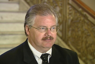 Former Calumet County District Attorney Ken Kratz is seen in this undated photo. (courtesy of FOX 11).