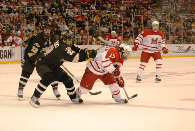 WMU vs. Miami in CCHA Championship