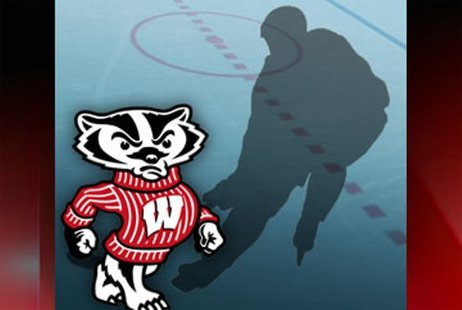 Wisconsin Badgers hockey.