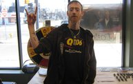Q106 at Otter's Oasis (3-26-11) 9