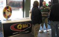 Q106 at Otter's Oasis (3-26-11) 2