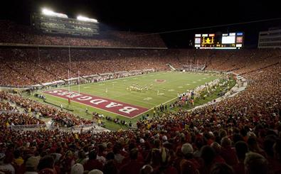 Camp Randall Stadium in Madison, WI