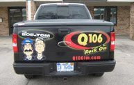 Q106 Has New Wheels! 2