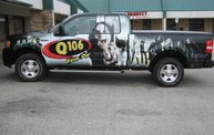 Q106 Has New Wheels! 6