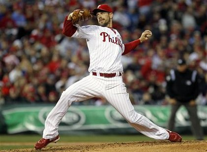 cliff lee phillies 2011. Philadelphia Phillies starting