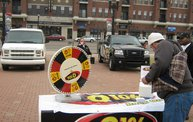 Q106 at Lugnut's Home Opener (4/7/11) 3