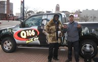 Q106 at the Crosstown Showdown (4/5/11) 22