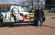 Q106 at the Crosstown Showdown (4/5/11) 21