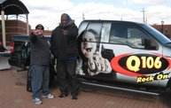 Q106 at the Crosstown Showdown (4/5/11) 19