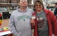 Q106 at Lugnut's Home Opener (4/7/11) 2