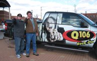 Q106 at the Crosstown Showdown (4/5/11) 18