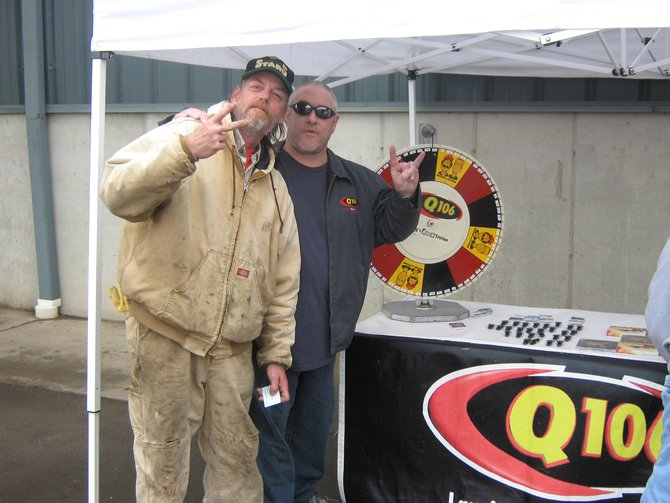 Q106 rocked Omnisource!  Thanks for stopping by!