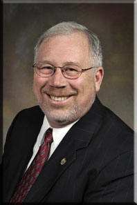 State Sen. Luther Olsen, (R-Ripon)
