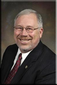 State Sen. Luther Olsen, (R-Ripon)