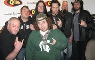 Bobaflex Stopped By Q106! 1