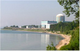 Kewaunee Power Station (Photo source: U.S. Nuclear Regulatory Commission)