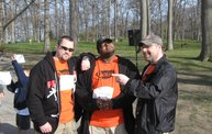 Q106 at the Lansing MS Walk 2011 9