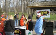 Q106 at the Lansing MS Walk 2011 10