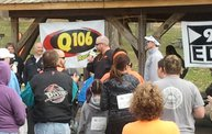 Q106 at the Lansing MS Walk 2011: Cover Image