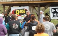 Q106 at the Lansing MS Walk 2011 20