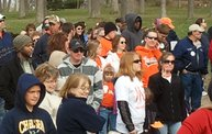 Q106 at the Lansing MS Walk 2011 5