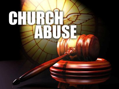 Church abuse graphic.