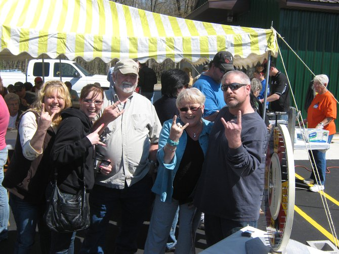 Q106 rocked at Bellingar Packing.  Were you there?  Take a look and Rock On!