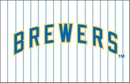 Milwaukee Brewers baseball.