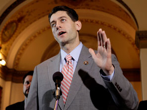 Congressman Paul Ryan (R-Wisconsin)