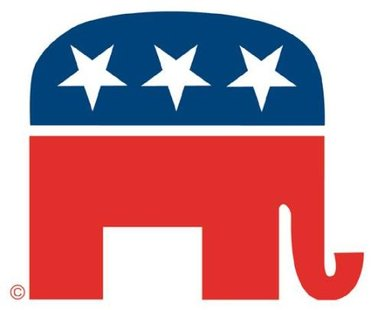 The GOP logo.
