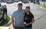 Q106 at Batte Creek Harley Davidson (5/21/11) 20