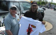 Q106 at Batte Creek Harley Davidson (5/21/11) 12