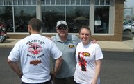 Q106 at Batte Creek Harley Davidson (5/21/11) 9