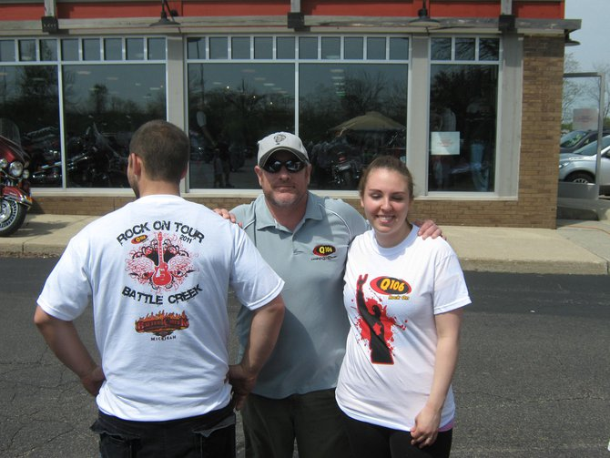 Thanks for stopping by Battle Creek Harley Davidson's spring open house!