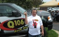 Q106 at Batte Creek Harley Davidson (5/21/11) 4