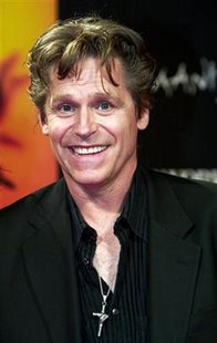 "Actor Jeff Conaway arrives at the international gala premiere of Cirque du Soleil's new show ""Zumani.."