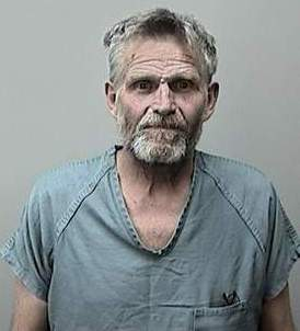 Dane County Sheriff's Department photo of Ralph Lang