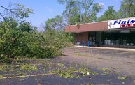 Strong Storms Tear Through Battle Creek 23