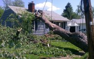 Strong Storms Tear Through Battle Creek 3