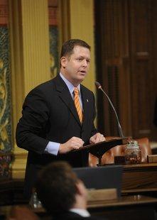State Representative Jase Bolger (R-Marshall)