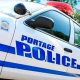 Portage Police Department vehicle seen in a stock image.  Photo courtesy of portagemi.gov.