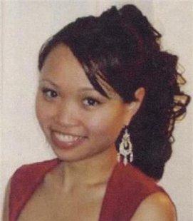 Handout image of Yale graduate student Annie Le