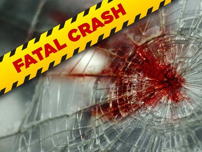 Fatal Crash graphic. Copyright Midwest Communications, Inc. 2014