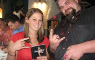 Q106 at Blue Gill Grill (6/3/11) 9