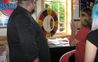 Q106 at Blue Gill Grill (6/3/11) 5