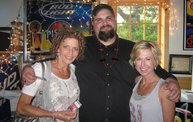 Q106 at Blue Gill Grill (6/3/11) 1