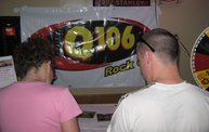 Q106 at Frank's West (6/7/11) 2