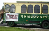 Discovery Coach Trolley Kenny Chesney Giveaway 1