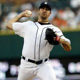 Detroit Tigers pitcher Justin Verlander REUTERS/Rebecca Cook