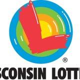 Wisconsin Lottery logo.